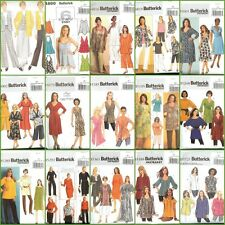 OOP Butterick Sewing Pattern Misses Women Dresses Tops w  Plus Size Your Choice