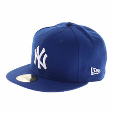 New Era - New York Yankees basic cap ROYAL / WH
