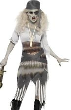 Halloween Fancy Dress Ghost Shipwrecked Pirate Sweetie Costume S, M, L 1st Class