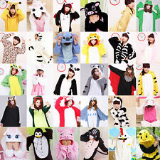 HOT Kigurumi Pajamas Anime Cosplay Costume unisex Adult Onesie Dress Sleepwear
