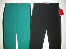 NWT NEW women ladies size 4 X 30 green black NARCISO RODRIGUEZ dress pants $54