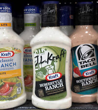 J.L Kraft Ranch Salad Dressing & Dip Marinade for Cooking Anything ~ Pick One