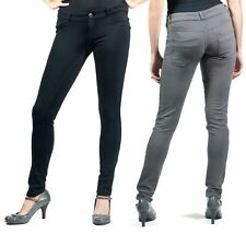 Labijou Genieus Super Slim Stretch Cotton Pants Skinny Jeans Jeggings Leggings