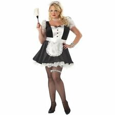 Fiona the French Maid - Plus Size Adult Costume