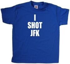 I Shot JFK Kids T-Shirt