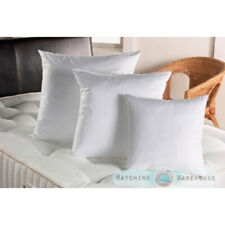 All Sizes Hollowfibre Extra Filled Cushion Pads Inners Inserts Multipacks