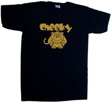 Cheeky Monkey Funny V-Neck T-Shirt