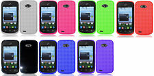 Protector TPU CRYSTAL SKIN Gel Cover Case for  ZTE Savvy Z750C Phone