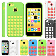 Colorful Heavy Duty Hybrid Rugged Case Cover For iPhone 5C C+Stylus+Film