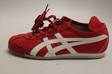 Asics Onitsuka Tiger Mexico 66 Red White Casual Mens & Womens ShoesD2R4L-2301