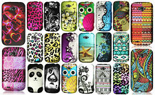 For ZTE Savvy Z750C Rubberized HARD Protector Case Matte Snap On Phone Cover