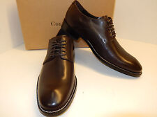 NEW COLE HAAN AIR WILLIAMS MAHOGANY(DARK BROWN) BLUCHER STYLE LEATHER OXFORDS