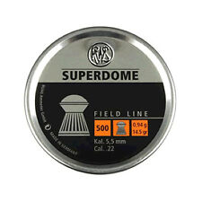 RWS - Superdome .22 - Qty 50's 500's & 1000's - 5.5mm
