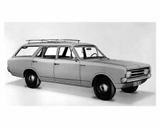 1967 Opel Rekord Caravan Wagon Factory Photo c9061