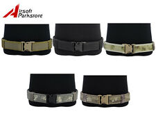"2"" Tactical Military Airsoft Hunting 1000D Combat Nylon Duty Belt for BDU Pants"