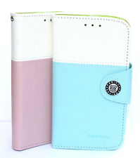 for Samsung Galaxy S3 / SIII - PU Leather ID Card Wallet Flip Pouch Case Cover