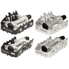 "PEDALPRO ALUMINIUM ALLOY MOUNTAIN BIKE/MTB PEDALS UNIVERSAL 9/16"" BICYCLE/CYCLE"