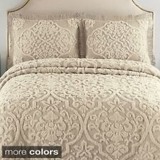 Layla Chenille Bedspread (Shams Sold Separately)