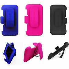 Holster Swivel Belt Clip Stand for iPhone 5 5S Fits Otterbox Commuter Cover Case
