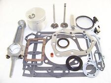 Kohler K321 engine a 14 hp MASTER rebuild kit W/ VALVES complete w/ free tune up