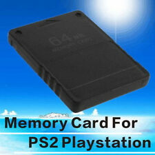 8MB 16MB 32MB 64MB 128MB Memory Card for SONY PS2 Playstation 2 New Choose