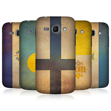 HEAD CASE VINTAGE FLAGS SET 2 SNAP-ON CASE FOR SAMSUNG GALAXY ACE 3 S7270