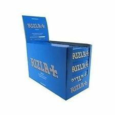 RIZLA BLUE CIGARETTE ROLLING PAPERS BOOKLETS ORIGINAL QUICK DISPATCH