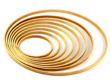 Elbesee Wooden Embroidery Hoop Inner Rings Only - Full Range of Sizes