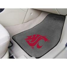 Fanmats NCAA Printed Carpet Front Seat Car Mats Choose Your School