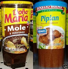 Autentico Cooking Sauce Mexican Condiment ( 2 Pack ) ~ Pick One