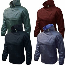 Faux Leather  Womens Hooded Jacket Ladies Coat Neck Zip Kangaroo Pouch Superb
