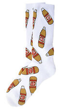 THC 40oz Beer Party Homie Liquor Streetwear Lucky Hip Hop Holy Couture Socks