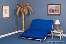 Tri-Fold Futon Lounger Package - Includes Hardwood Frame & Futon Mattress