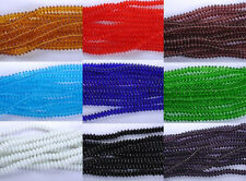 FREE SHIP 50PCS 8MM Top Quality Czech Glass Abacus Spacer Loose Beads