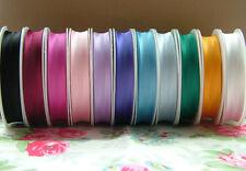 Satin Bias Binding - 19 mm Width - Choice of Colours 3M or 25 Metre Full Roll