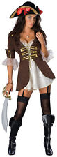 Buccaneer Pirate Babe Sexy Adult Ladies Women's Costume