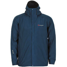 Mens Sprayway Kenai Gore-Tex Jacket In Blue From Get The Label