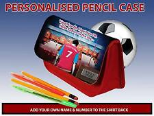 PERSONALISED ASTON VILLA UNOFFICAL PENCIL CASE GAMES CARRIER DS TRAVEL BAG