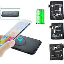 QI Wireless Charger Charging Pad for Samsung Galaxy S3 S4 Note3 Note2 + Receiver