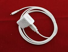 6 Ft Micro USB Charger Cable + OEM Samsung 2A Rapid Home Wall Travel Adapter