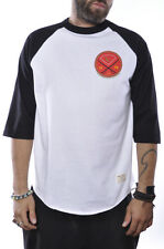 Diamond Supply Co Victory Swords Gem Stone Authentic Fashion Apparel Raglan Top