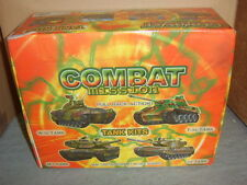 Combat Mission Model Tank Kits.Pull Back Action 4 to collect.No Glue Required.