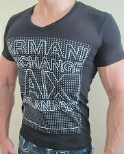 New Mens NWT A|X Armani Exchange Muscle Slim Fit  T Shirt Small Medium Large XL