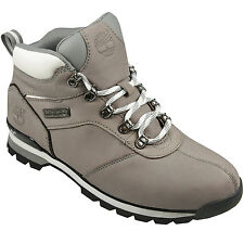 Mens Timberland Split Rock Hiker Boots In Grey From Get The Label D2