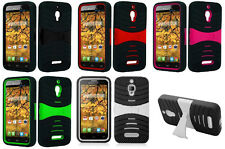 2X ARMOR U-Case Phone Cover OF YOUR CHOICE For Alcatel One Touch Fierce 7024T