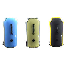 25L/35L/60L Waterproof Bag Drifting Dry Bag Kayak Canoe Rafting Camping Boating
