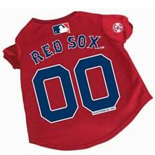 MLB BOSTON RED SOX Dog Pet Team Jersey - Closeout SPECIAL PRICES! HURRY!
