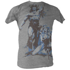 Conan Movie Conan Vintage Adult T-Shirt Tee
