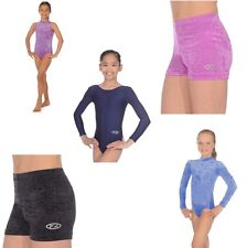 ZONE LEOTARD / LEOTARDS HIPSTERS SHORTS  AGES 2/3    SIZE 22 ONLY