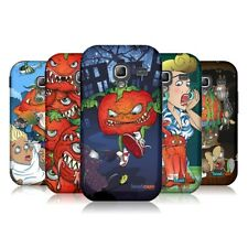 HEAD CASE MONSTER TOMATOES SNAP-ON BACK COVER FOR SAMSUNG GALAXY ACE 2 I8160